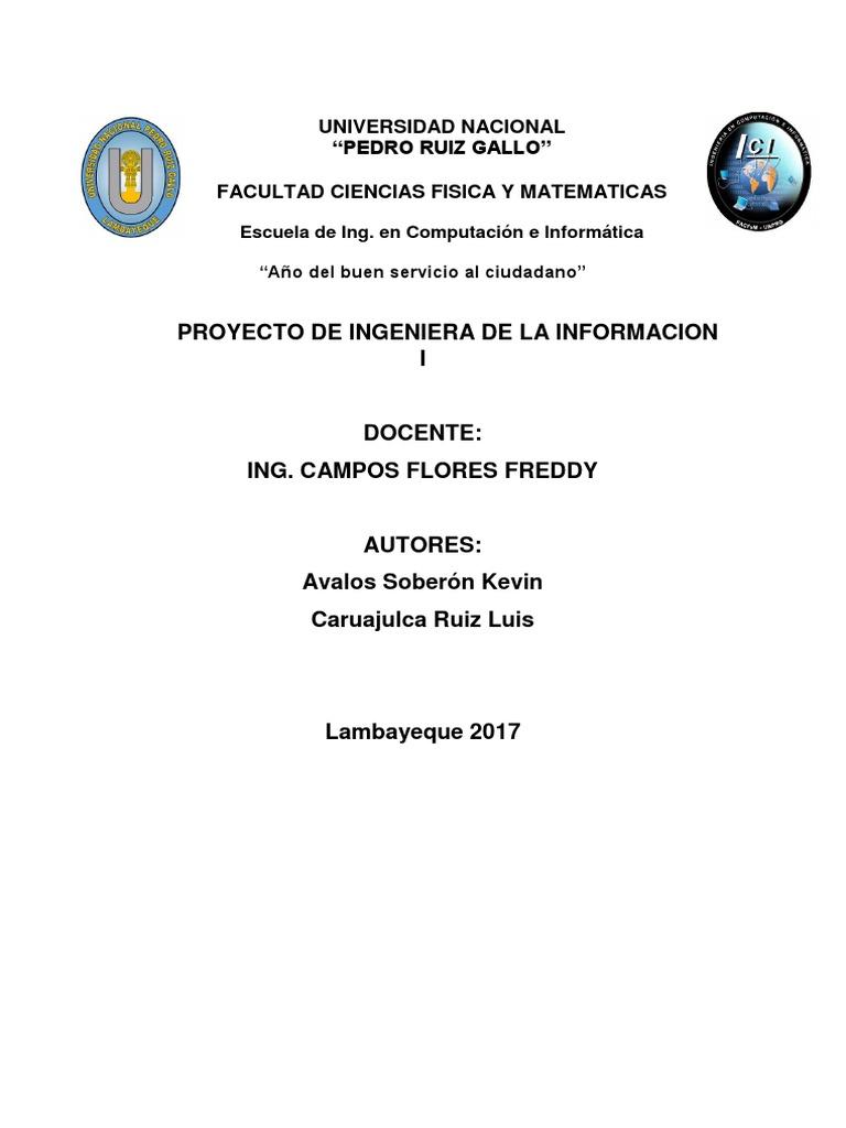 Proyecto Gallo Mas Gallo