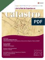 informe sobre Catastro en el peru