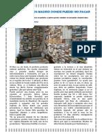 Una Librería en Madrid Donde Puedes No Pagar (3)