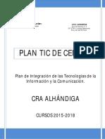 Plan TIC Alhandiga