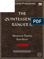 Dungeons & Dragons 3.5 The Quintessential Ranger II PDF