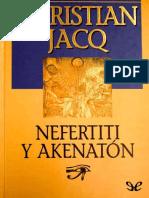Nefertiti y Akenatón - Christian Jacq