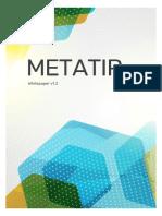 META Tokens White Paper (English Version)