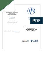 2018 Brochure IFA