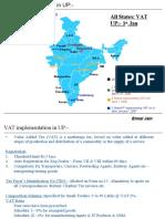 Highlights of VAT in UP