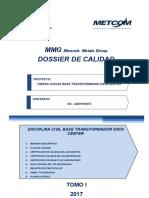 1.- Dossier de Calidad Civil Transformador CD