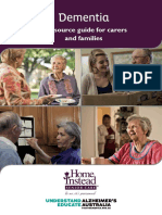 Dementia_A Resource Guide for Carers and Families