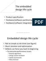 Embedded life cycle