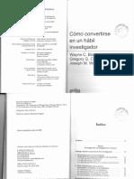Como Convertirse en Un Habil Investigador-PDF