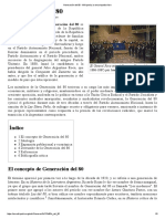 Generación Del 80 - Wikipedia, La Enciclopedia Libre