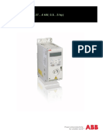ABB Drives ACS150 User Manual | Power Inverter | Electrical ... on