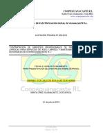 Licitación Privada Nº 206-2016 (Servicio de Limpieza Coope Id 567)