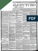 El Siglo futuro. 18-7-1894, no. 5,824