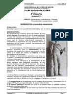 EVALUACIÓN Y PRACTICA-FILOSOFÍA-SEMANA N° 9