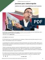 PRI Defiende Designaciones Para Anticorrupci n