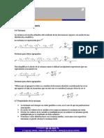 10 Medidas de Dispersión Varianza