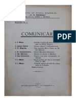 Comunicari. Iasi. 1942