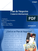 Plan de Negocios PDF RRII