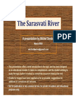 The Sarasvati River - An Educational Module