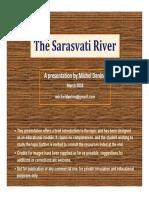 The Sarasvati River - An Educational Module