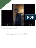 Stranezze - Valzer Di Luciano Fancelli