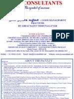 Good Mgt Practics by Thiruvalluvar R1