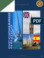 Dicionario Técnico Naútico Inglés-Español PCOC