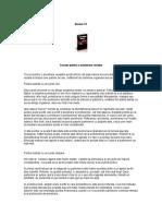 Manual Bonus - Trucuri Penetrarea Reusita