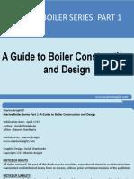 Boiler Construction Part-1