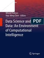 Data Science and Big Data an Environment of Computational Intelligence