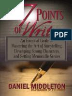 7 Points of Write, The - Daniel Middleton.epub