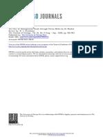 The Flow of Homogeneous Fluids through Porous Media by M. Muskat