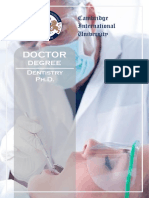 Doctor Dentistry