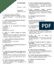 Cuestionario de Preguntas Software