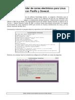 Práctica - Servidor de Correo Electrónico Para Linux Con Postfix y Dovecot