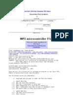 Usenet FAQs Micro Controller