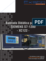 Bancada S7-1200