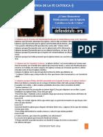 COMO DEMOSTRAR BIBLICAMENTE QUE LA IGLESIA CATOLICA ES LA IGLESIA DE CRISTO.pdf