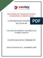 OscarRodriguez_31121727_Tarea-07_Registro de Transacciones Compañías Comerciales