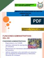 Administracion de Jass 2016