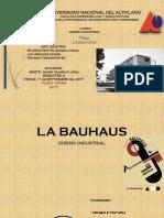 La Bauhaus Diseño Industrial