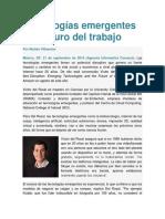 Faab57 Tecnologias Emergentes y El Futuro Del Trabajo
