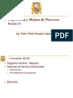 UNMSM E S13 Ergonomia y Mejora de Procesos