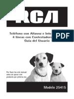 Manual c.telefonica Rca