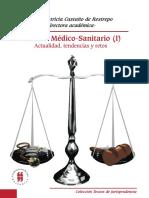 Derecho Medico Sanitario I