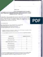 Elección e Instalación Del Comité de SST