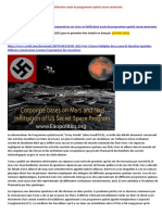 20-05-2015-(Part-1)-Les Bases Corporatives Sur Mars Et l'Infiltration Nazie Du Programme Spatial Secret Américain
