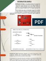 02interruptor Simple Diapositivas