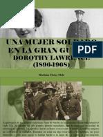 Mariana Flores Melo - Una Mujer Soldado en La Gran Guerra, Dorothy Lawrence (1896 - 1968)