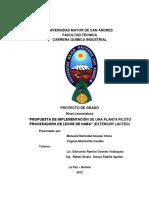 proyecto de grado tesis tratamiento de agua